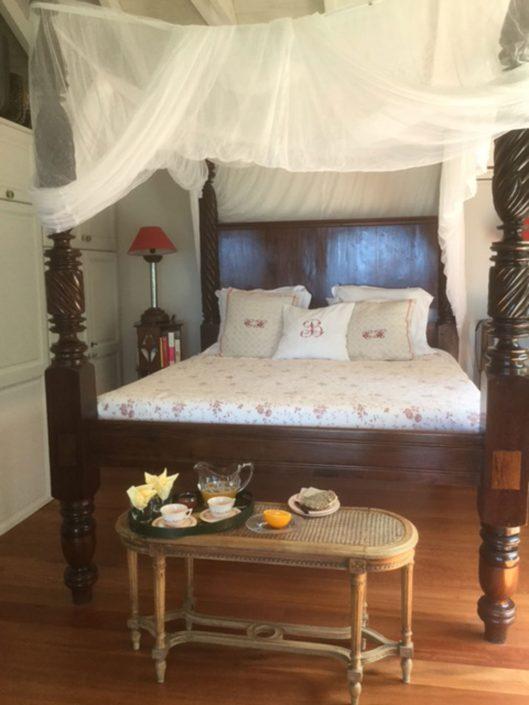 Chambre et son mobilier traditionnel